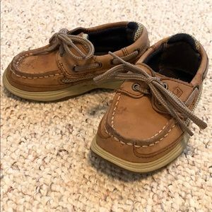 Sperry TopSider loafers Toddler size 7.5